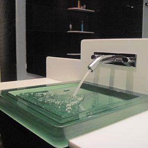 Glass Island Sink